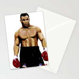 The Champ is here Stationery Cards