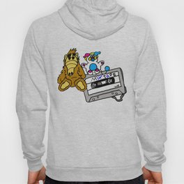 Mix Tape Hoody