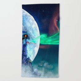 The Lightkeeper Beach Towel