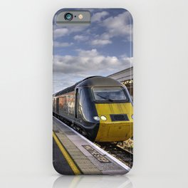Taunton Flying Welshman iPhone Case