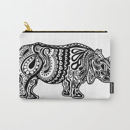 The Rhino - Safari Collection  Carry-All Pouch