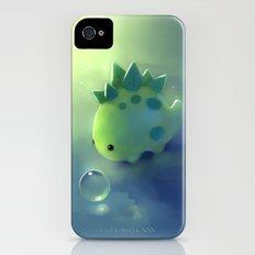 mini dino iPhone (4, 4s) Slim Case
