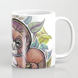 Legends - Tanuki Coffee Mug