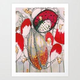 Cardamom Art Print