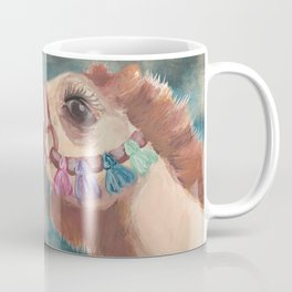 Michael's First Christmas, Camel Coffee Mug