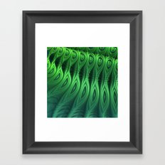 In Space, No One Can Hear You Scream Framed Art Print