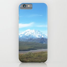 Denali the Great One iPhone Case