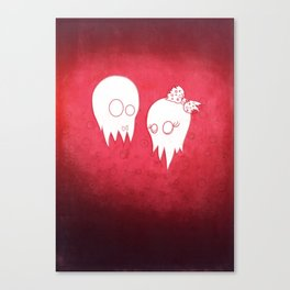 Little Ghost Canvas Print