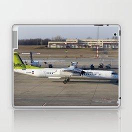 Air Baltic Bombardier Dash 8 Q400 Laptop & iPad Skin