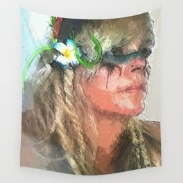 colores taina Wall Tapestry