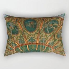 Italian Swings Rectangular Pillow