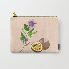 Passiflora Passion flowers Carry-All Pouch