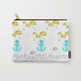Papercraft Paper Planet. Sea Life Carry-All Pouch
