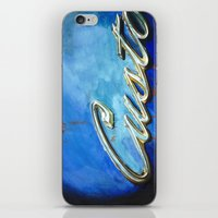 custom iPhone & iPod Skins featuring Custom by Anthony Billings