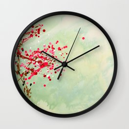 Beautiful Solitude Wall Clock