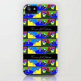 Te Amo El Salvador iPhone Case
