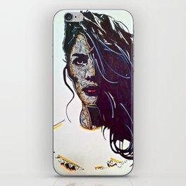 Focused iPhone Skin