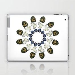 LAPUTA MANDALA Laptop & iPad Skin