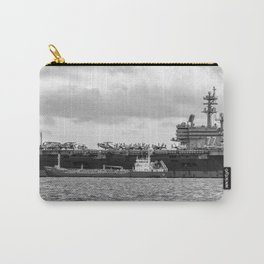 USS George H.W Bush. Carry-All Pouch