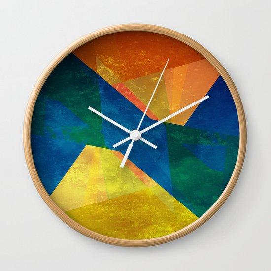 CLRZ2 Wall Clock