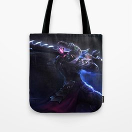 Headhunter Master Yi League Of Legends Tote Bag