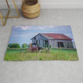 Vintage Farm Find Rug