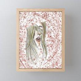 A THOUSAND CUTS Framed Mini Art Print