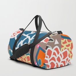 Succulents crowd Duffle Bag