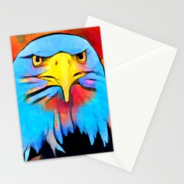 Bald Eagle 2 Stationery Cards