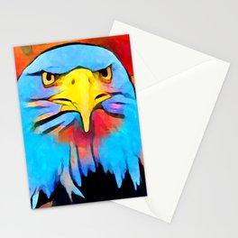 Bald Eagle 2 Stationery Cards