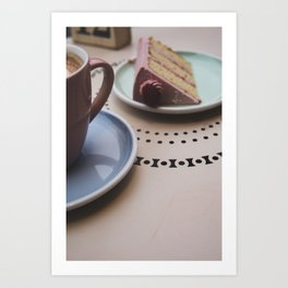 Cakes and Such Art Print