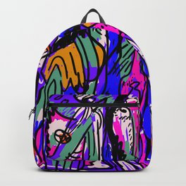 Evade Terror for You and Those Around You Backpack