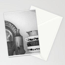 Pottery still life Stationery Cards
