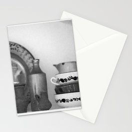 Pottery still life Stationery Cards