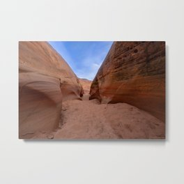 Colorful Canyon - 3, Valley of Fire State Park, Nevada Metal Print