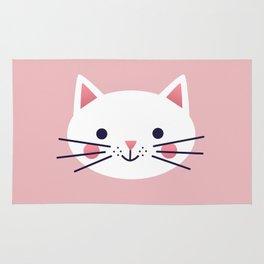 Friendly Cat Rug