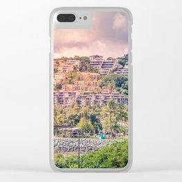 Destination Airlie Beach Clear iPhone Case