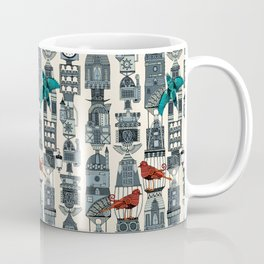 steampunk towers Coffee Mug