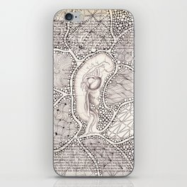Embryo iPhone Skin