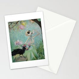 Coffee And Cake Stationery Cards