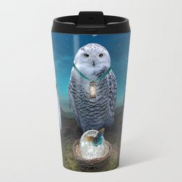 Light Sentinels Travel Mug