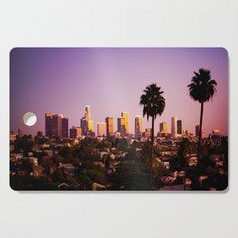 Silverlake Sunset Cutting Board