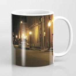 Empty road Coffee Mug