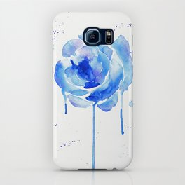 Something Blue iPhone Case