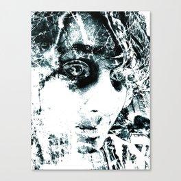 Ghost  Canvas Print