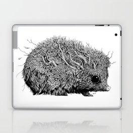 Leaf Hedgehog Laptop & iPad Skin