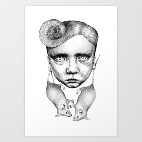 ihatemoderns Art Print