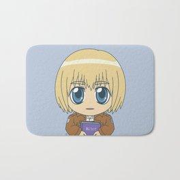 Shingeki no Kyojin - Chibi Armin Flats Bath Mat