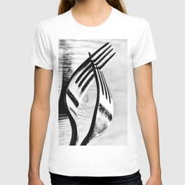 Cutlery 1: Forked T-shirt