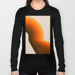 Golden Halfbow Long Sleeve T-shirt
